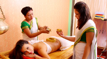 Kativasthi Ayurveda Treatment at Haritha Ayurveda India