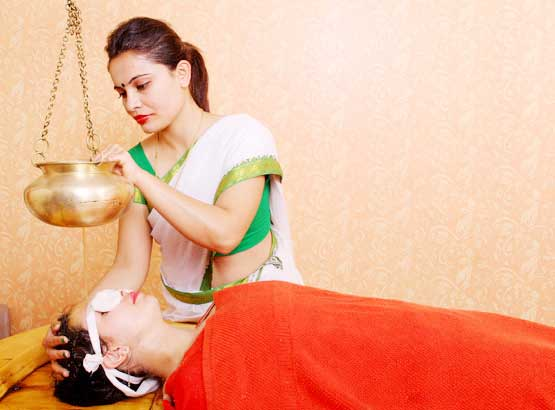 Ayurveda Panchakarma Therapy Course at Haritha Yogshala, Rishikesh, India