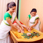 Ayurveda Kneading Treatment