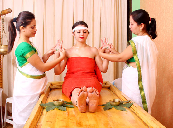 Ayurveda Short Term Certification Courses in Rishikesh India