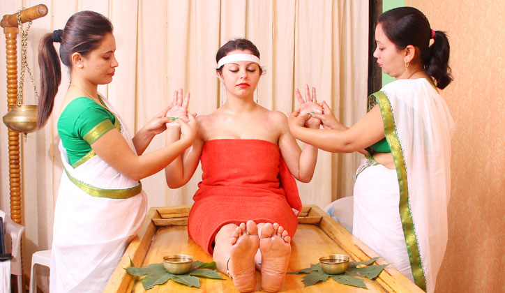 Ayurveda Massage and Panchakarma Training in Rishikesh India