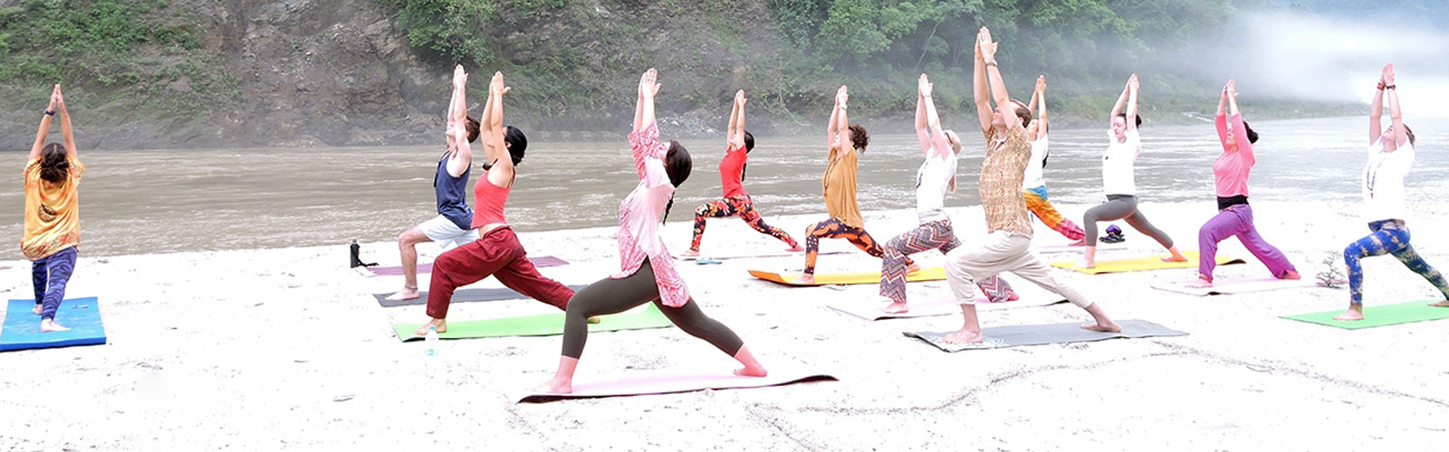 200 Hour Yoga Teacher Training Course in Rishikesh, Uttarakhand, India at Haritha Yogshala
