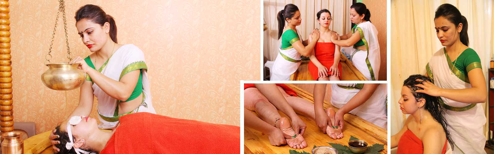 Ayurveda Panchakarma Therapy Treatment in Haritha Yogshala
