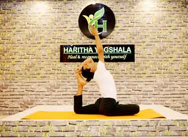 Drop-in Yoga Classes in Rishikesh, India