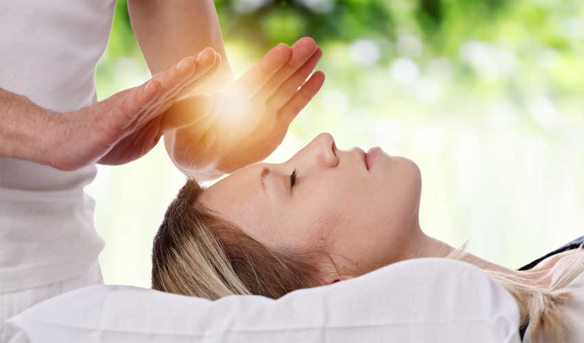 Reiki Healing Certification Courses in Rishikesh, India at Haritha Yogshala