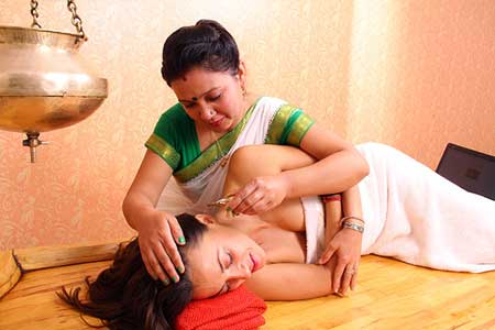 Ayurveda and Panchakarma Therapies in India-12