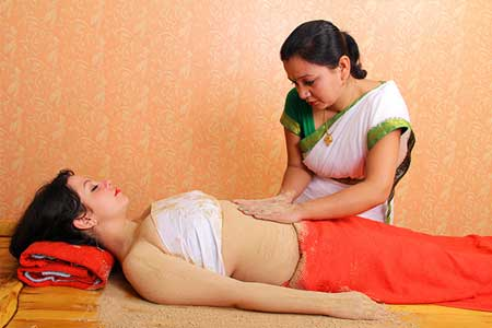 Ayurveda and Panchakarma Therapies in India-19