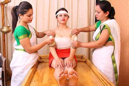 Ayurveda and Panchakarma Therapies in India-22