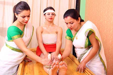 Ayurveda and Panchakarma Therapies in India-23