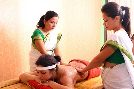 Ayurveda and Panchakarma Therapies in India-24