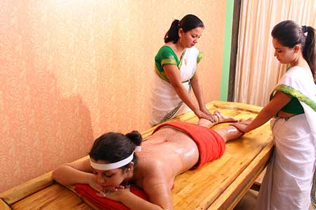 Ayurveda and Panchakarma Therapies in India -25