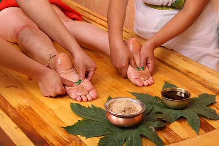 Ayurveda and Panchakarma Therapies in India -27