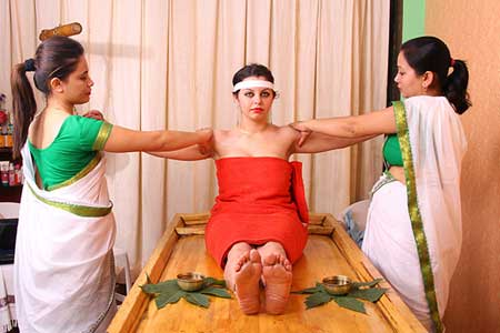 Ayurveda and Panchakarma Therapies in India-30