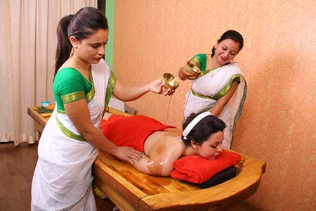 Ayurveda and Panchakarma Therapies in India-36
