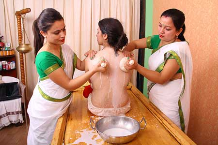 Ayurveda and Panchakarma Therapies in India-38