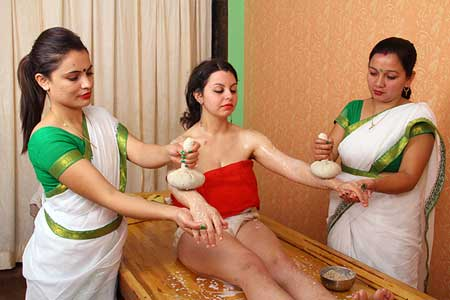 Ayurveda and Panchakarma Therapies in India-39