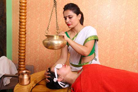 Ayurveda and Panchakarma Therapies in India-42