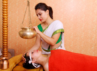 Haritha Ayurveda Panchakarma Detoxification Retreat in Rishikesh India
