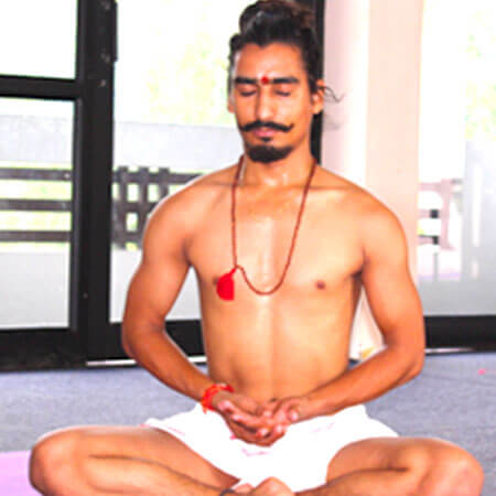 Yoga Teacher in Haritha Yogshala