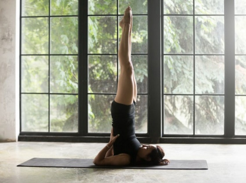 Everything You Need to Know About Sarvangasana(Shoulder Stand)